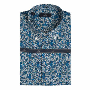 Fay Shirt Floral Liberty