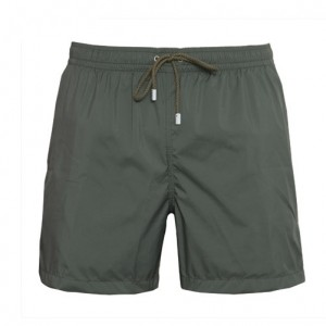 Fedeli Swim Trunk Airstop Forrest Green