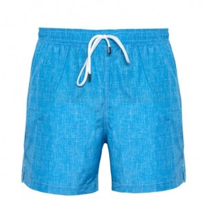 Fedeli Swim Trunk Structured Sky