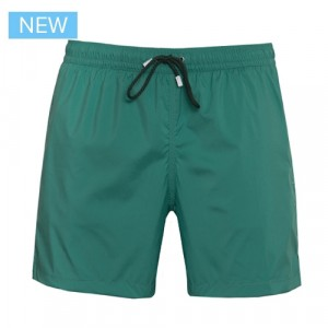 Fedeli Swim Trunk Airstop Bottle Green