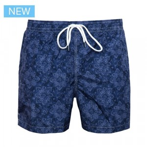 Fedeli Swim Trunk Flower