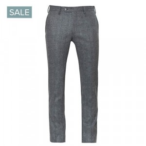 Germano Trousers Check Grey