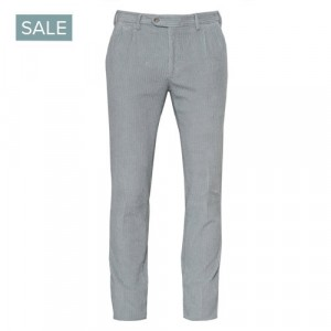 Germano Trousers Corduroy Grey