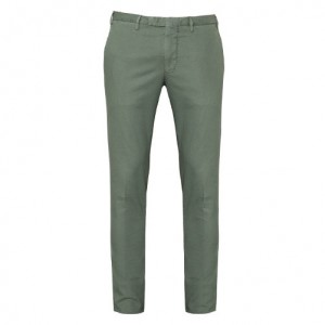 Germano Trouser Cotton Green