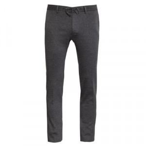 Germano Jersey Trousers Grey