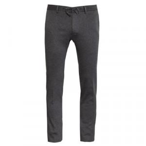 Germano Jersey Trousers Grey