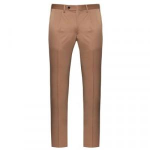 Germano Cotton Trousers Caramel