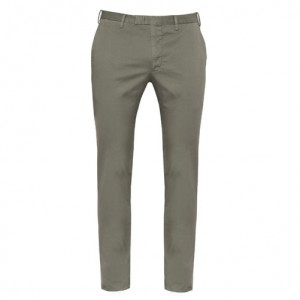 Germano Trousers Cotton Green