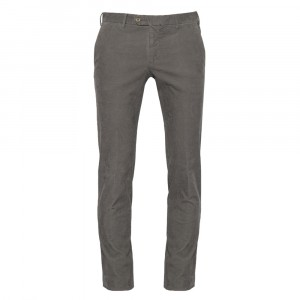 Germano Cotton Trousers Taupe