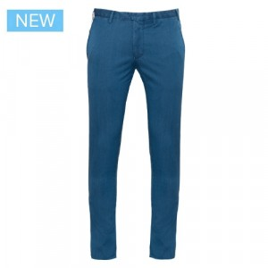 Germano Trouser Denim Blue