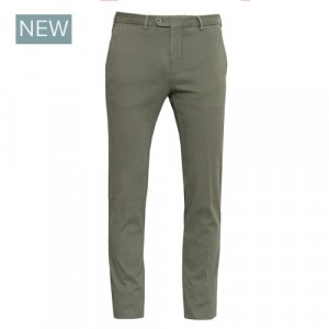 Germano  Trousers Olive Green