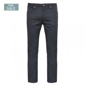 Germano 5-Pocket Wool Grey