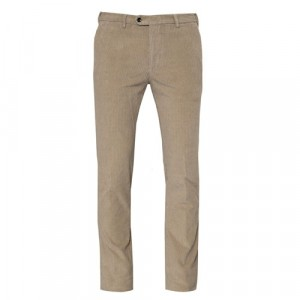 Germano Trousers Washed Corduroy Sand