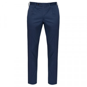 Germano Cotton Trousers Blue