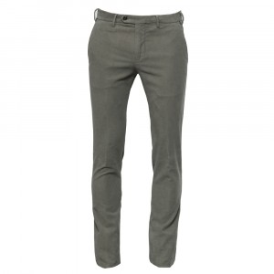 Germano Trousers Moleskin Olive
