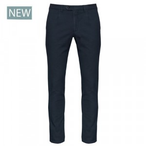 Germano Trousers Blue Fantasy