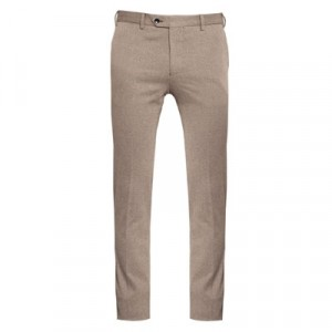 "Germano Trousers ""Twill"" Cotton Beige"