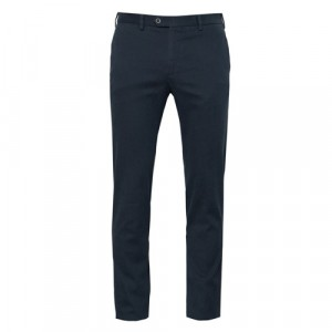 "Germano Trouser ""Twill"" Cotton Blue"