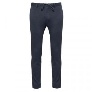 Germano Jersey Trousers Blue