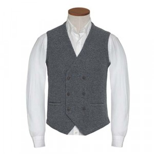 Gran Sasso Vest Grey