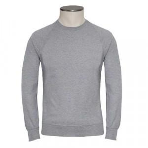 Gran Sasso Sweater Cashmere-Cotton Grey