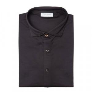 Gran Sasso Shirt Jersey Brown