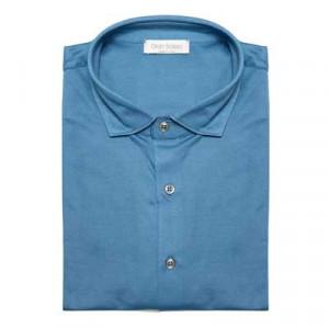 Gran Sasso Jersey Pique Sky Blue