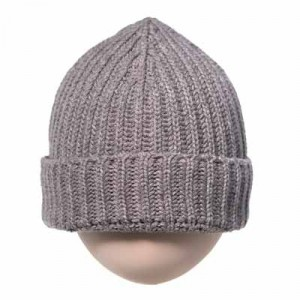 Gran Sasso Beanie Cashmere Taupe