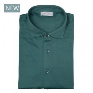 Gran Sasso Shirt Jersey Green