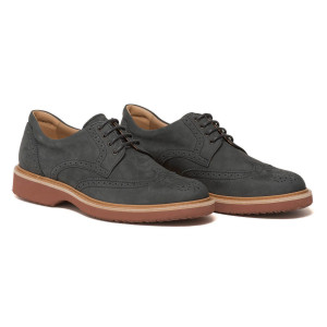 Hogan Route Derby Bucature H217 Blue Brogue
