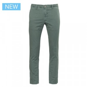 Incotex Trousers Cotton Green