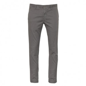 Incotex Cotton Trousers Taupe