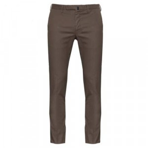 Incotex Trousers Fantasy Brown