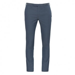 Incotex Trousers Ice-Cotton Blue