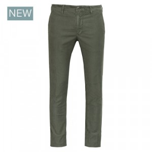 Incotex Tricochino Slacks Green