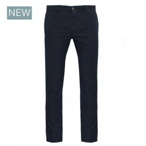 Incotex Trousers Slacks Blue Fantasy