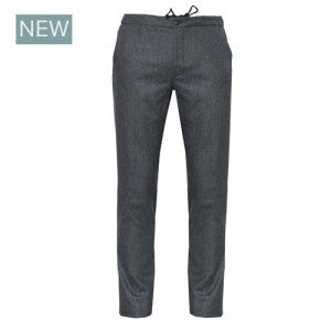 Incotex Drawstring Trousers Grey