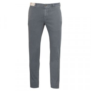 "Incotex ""Slacks"" Fantasy Weave Grey"