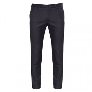 Incotex Trousers Pied-de-Poule Grey
