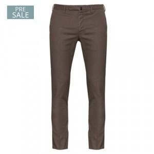 Incotex Trousers Fantasy Brown