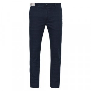 "Incotex Trousers ""Slacks"" Check Navy"