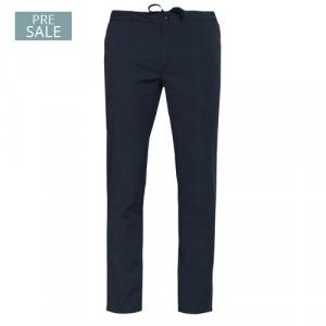 Incotex Drawstring Trousers Blue