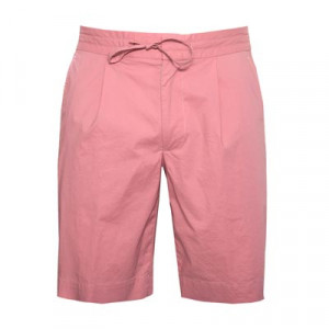 Incotex Bermuda Drawstring Pink
