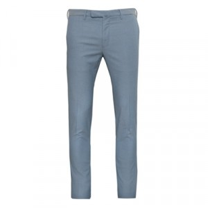 Incotex Trousers Ice-Cotton Light Blue