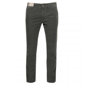 "Incotex ""Slacks"" Corduroy Grey Green"