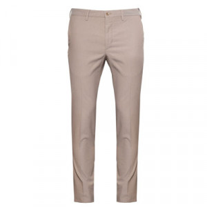 Incotex Ice-Cotton Trousers Beige