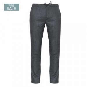 Incotex Drawstring Trousers Grey