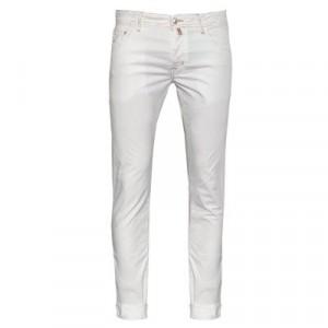 Jacob Cohen J622 White Special 6510S