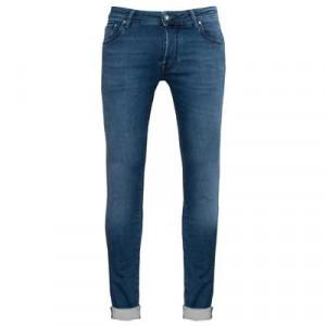 Jacob Cohen Jogg Jeans Cotton-Wool Blue