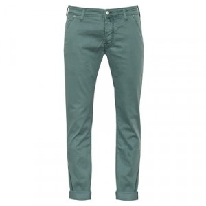 Jacob Cohen J613 Cotton Twill 0566 Green